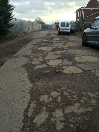 Grotty industrial estate roads made the perfect test ground