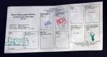 Steamride Brevet Card