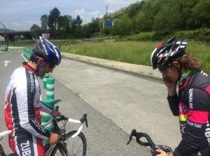 Zubero riders