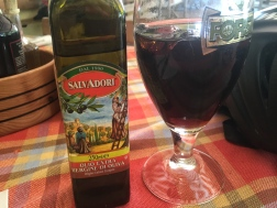 drinking-olive-oil