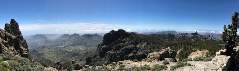 Pano Pico de las Nieves