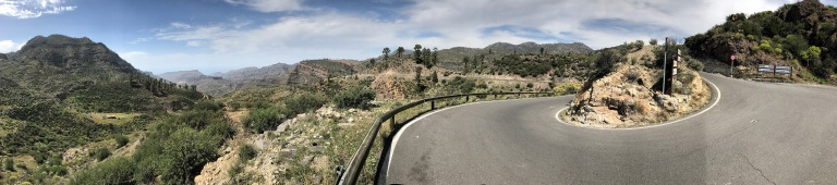 Pano Soria summit hairpin
