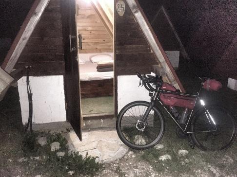 Bosnian camp