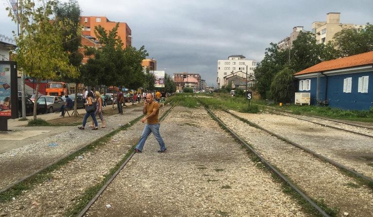 Ferizaj tracks