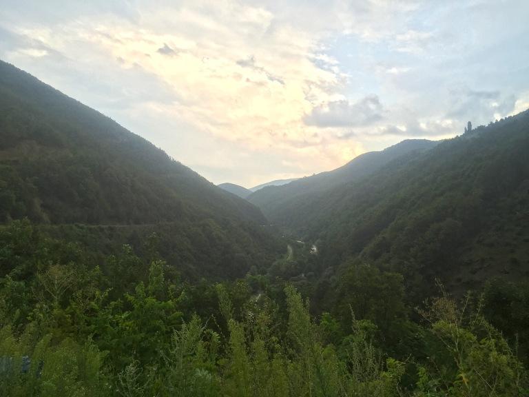 Kosovo hills