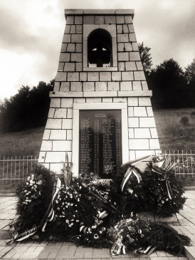 Sarajevo war memorial