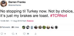 Twitter brakes are toast